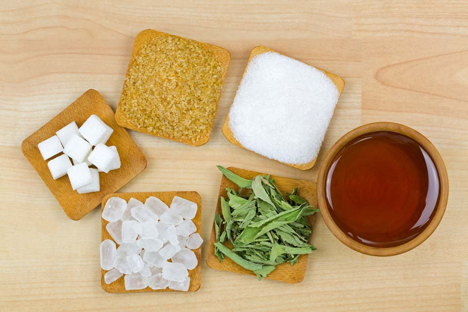 Many sweeteners are not advisable for people with diabetes.